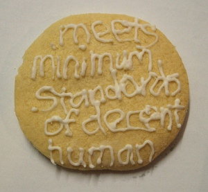 Perhaps this cookie.